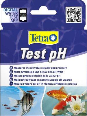 Tetra test pH akvarietester