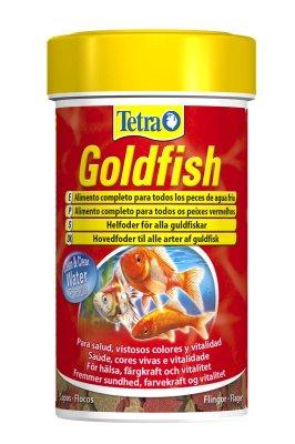 TETRA GOLDFISH FLAK 100ML