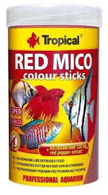 TROPICAL RED MICO COLOR STICKS 250ML/80G