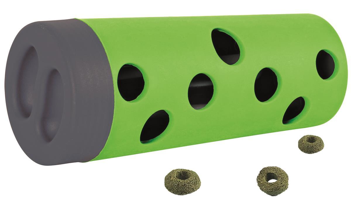 Gobitholder til kanin sylinder med hull 6X14 cm