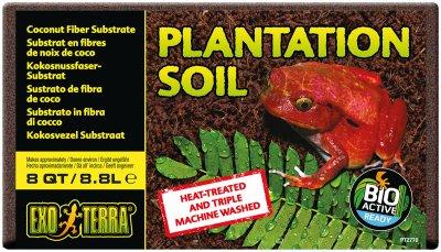 Plantation soil 8,8L tropiskt substrat exoterra