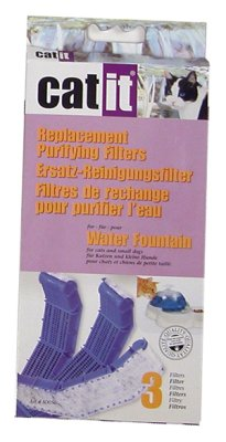 Filter Catit vannfontene 3 stk