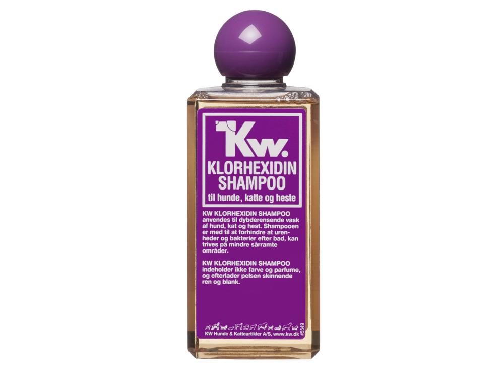 KW klorhexidin shampo 200 ml