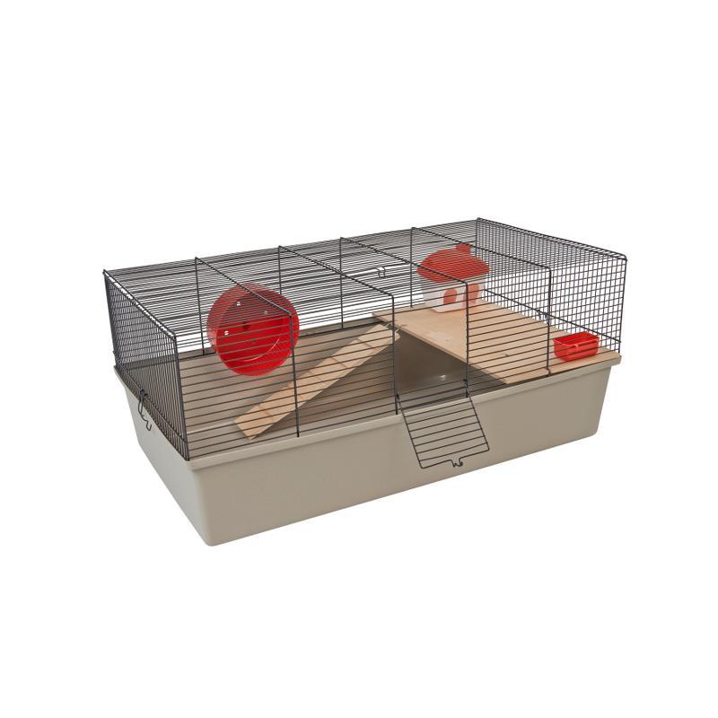 Hamster 21 Nature hamsterbur, 80x45x34 cm