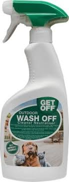 Get Off Outdoor Wash Off spray 500 ml