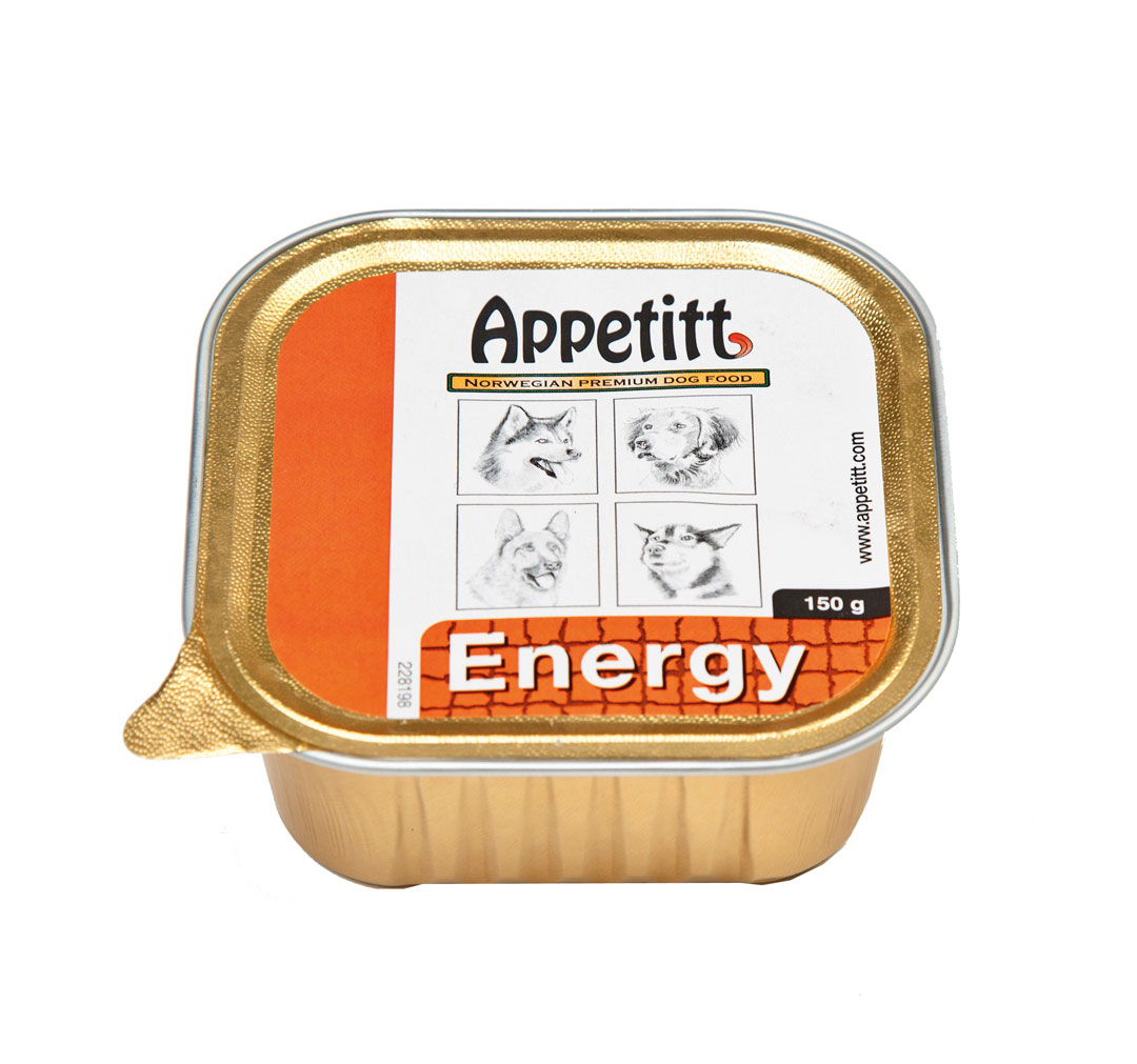 Appetitt Energy våtfòr