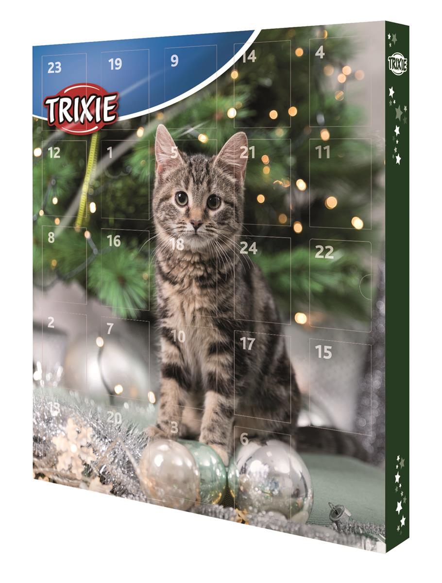 Adventskalender katt