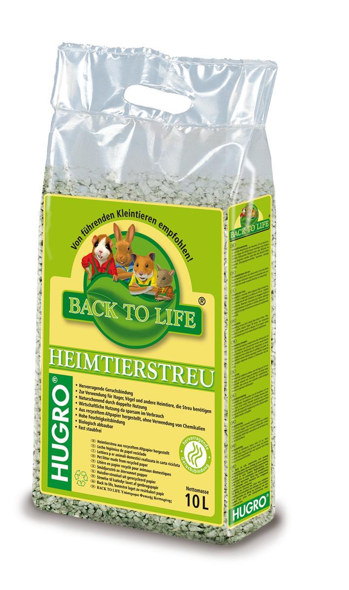 Hugro Back to life papirstrø 10 liter