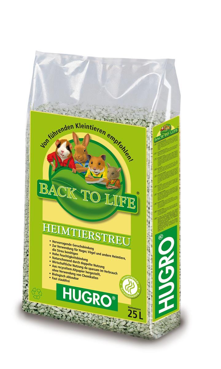 Hugro Back to Life papirstrø 25 liter