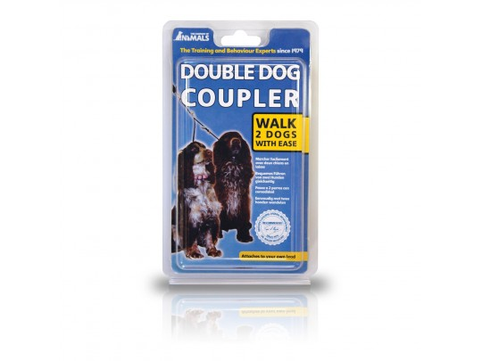 Double Dog Coupler large Tvillingkobbel