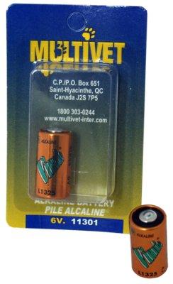 Batteri bjeffehalsbånd