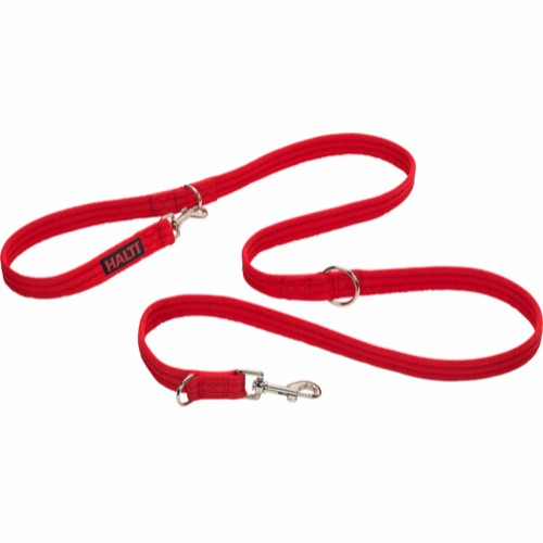 Halti treningskobbel rød S
