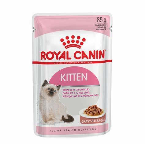 RC Feline Kitten Gravy 85 g