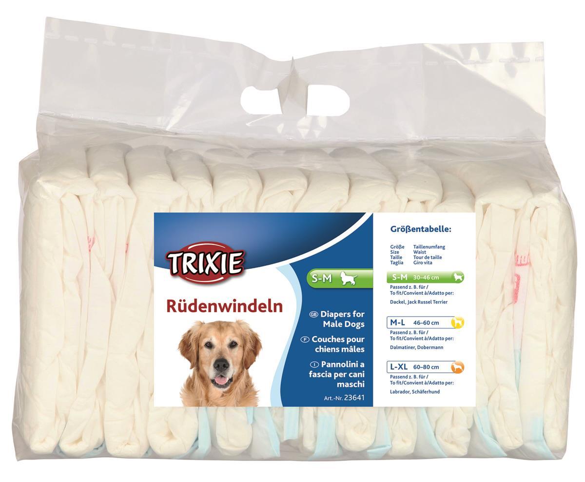 Bleier hannhund S-M 30-46cm Trixie
