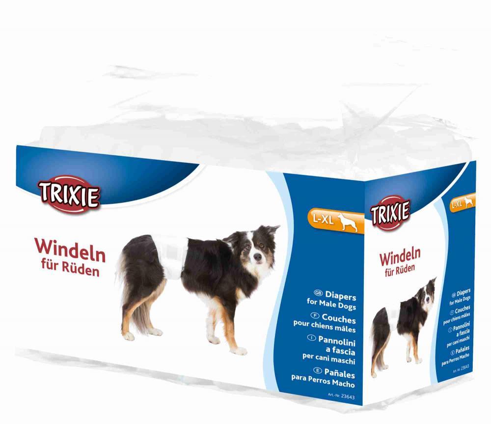 Bleier hannhund L-XL 60-80 cm Trixie
