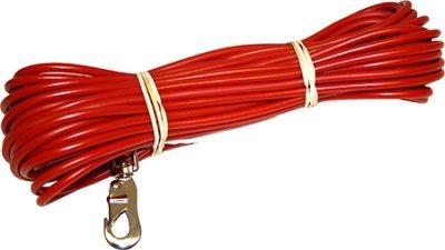 Alac Sporline rød vinterline 6 mm 15 meter
