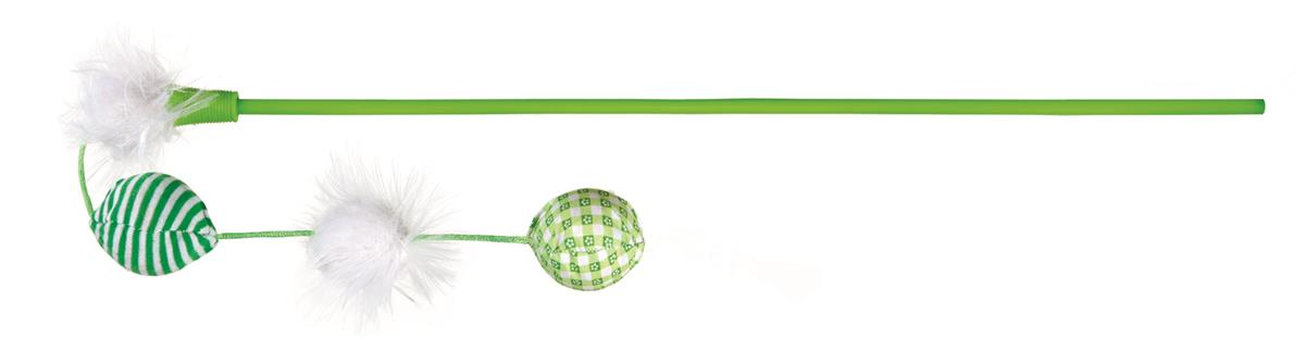 Viftepinne med tre baller Trixie 42 cm