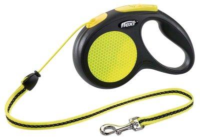 Flexi Neon Cord M 5 meter snor