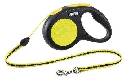 Flexi Neon Cord S Maks 12 kg 5 meter snor