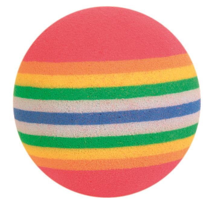 Katteleke ball 3,5 cm 4 pk Trixie