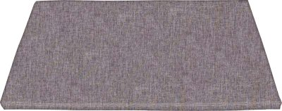 Madrass grå 76x46x4 cm