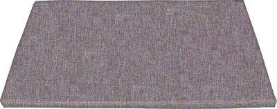 Madrass grå 106x69x4 cm