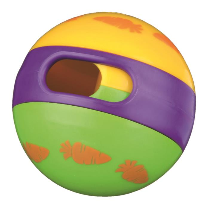 Aktivitetsball smådyr 6 cm