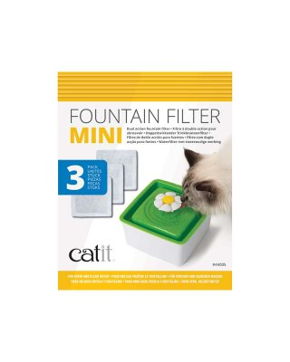 Filter Catit vannfontene flower 3 pk
