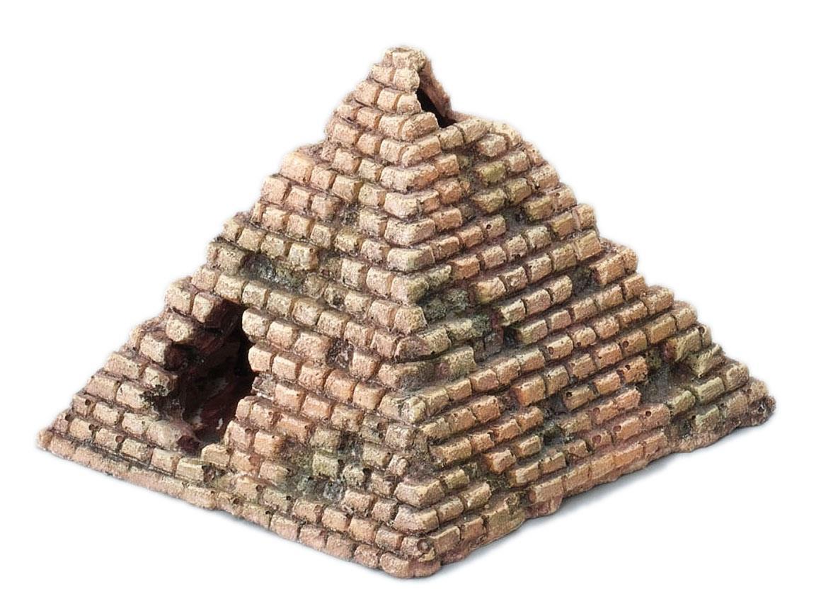 Akvariedekor Pyramide 12,5x12,8 cm