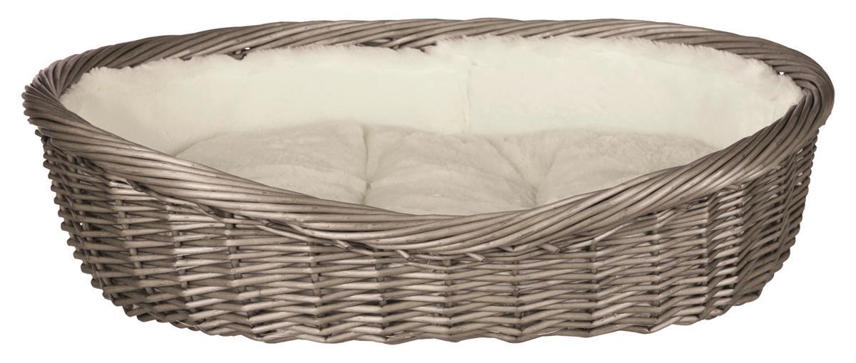 Kurvseng med pute Trixie 50cm
