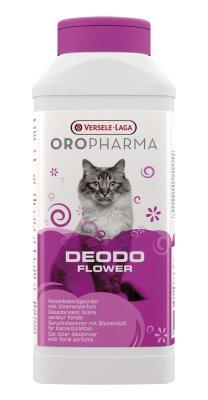Deodorant til kattetoalett med duft av blomster 75