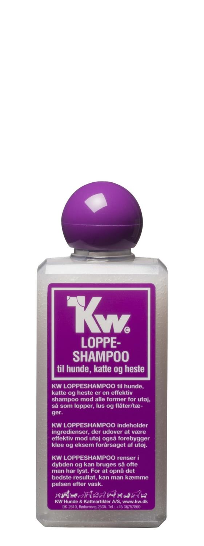 KW Loppeshampo 200 ml