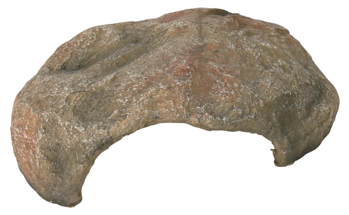 Hjørnesten med hule, reptil 30x10x25 cm