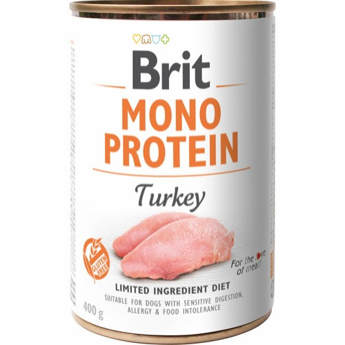 Brit mono protein kalkun