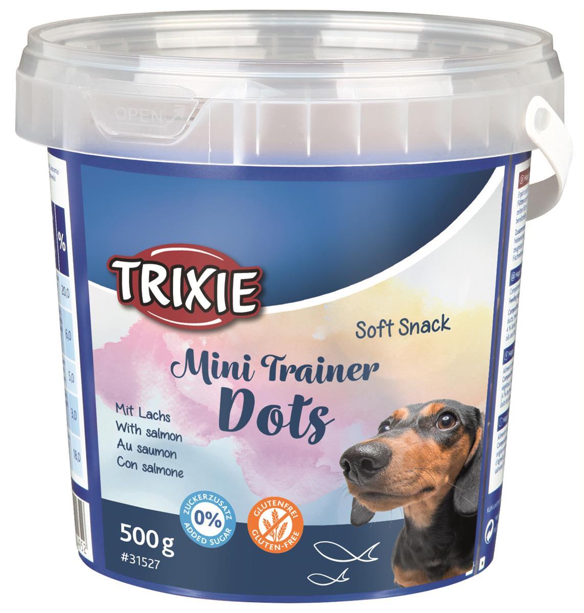 Trixie Mini trainers Dots 500 gr