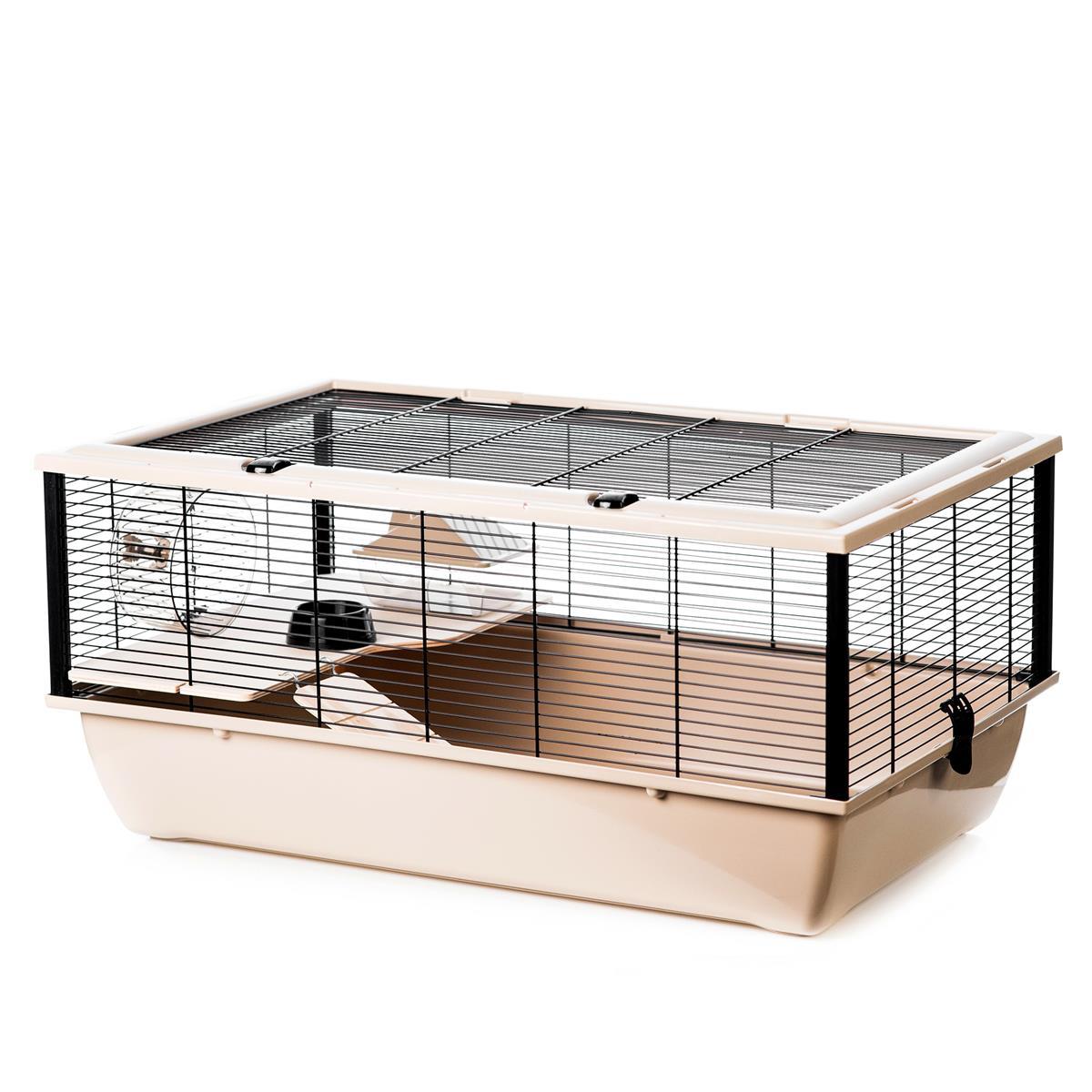 Hamsterbur BOB 78x48x36 cm