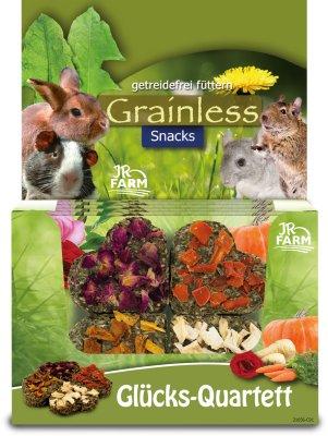 JR Farm Grainless snack