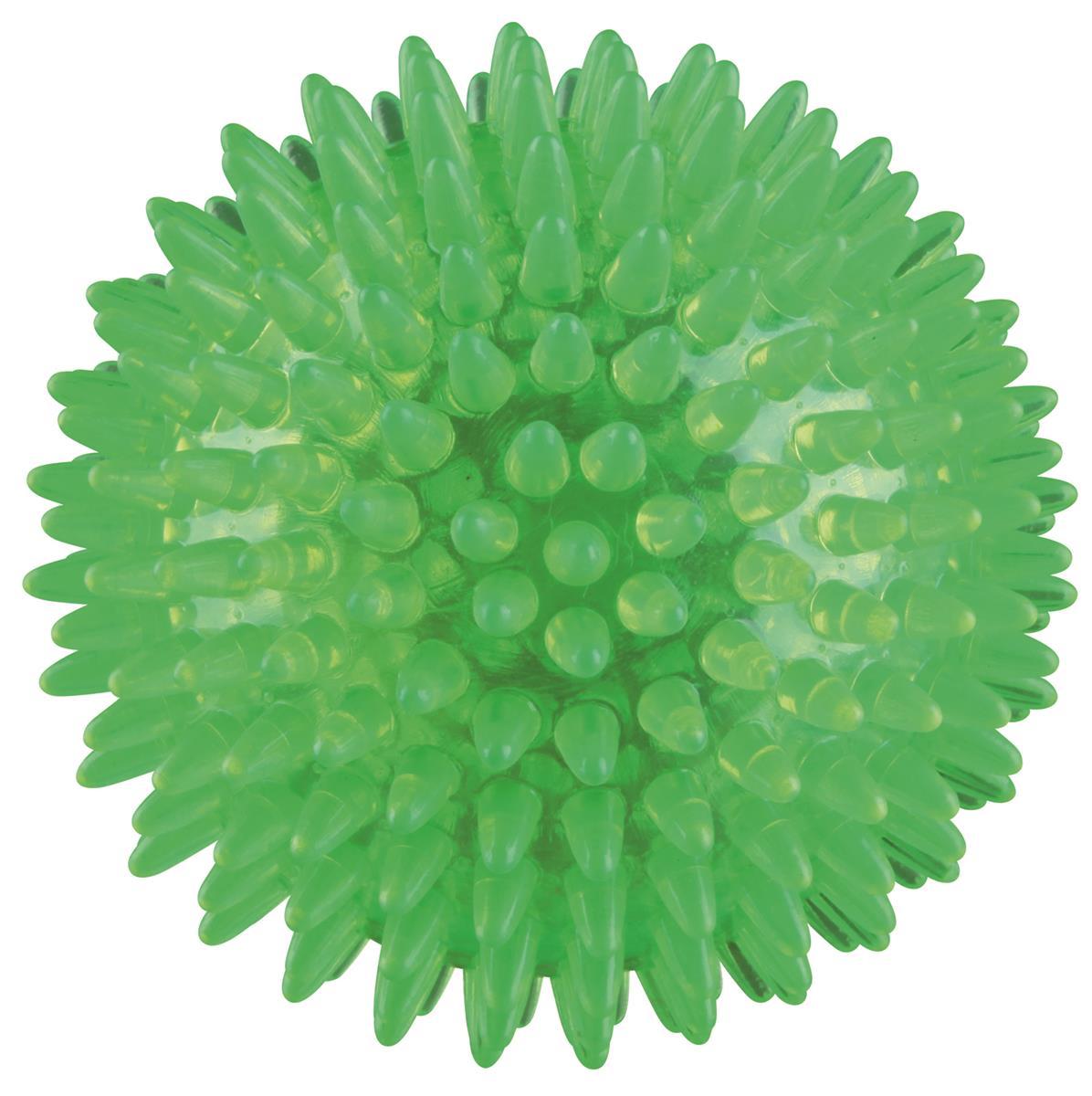 Ball med pigg Thermoplastikk  8cm