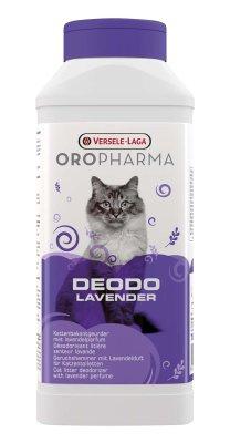 Deodorant til kattetoalett med duft av lavendel 75