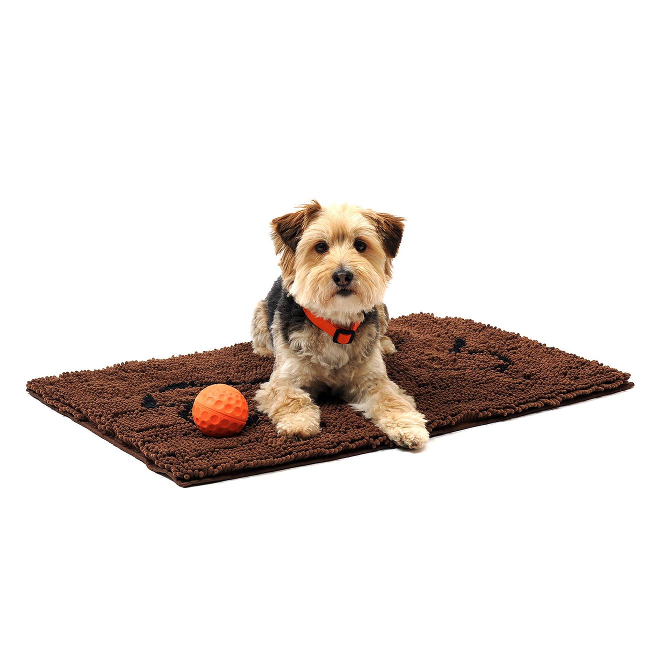Dirty Dog matte large 88x66 cm