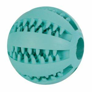 Hundeleke Denta Fun ball med mint 6,5 cm