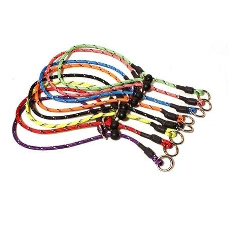 Halsbånd dressurstrup med refleks Alac
