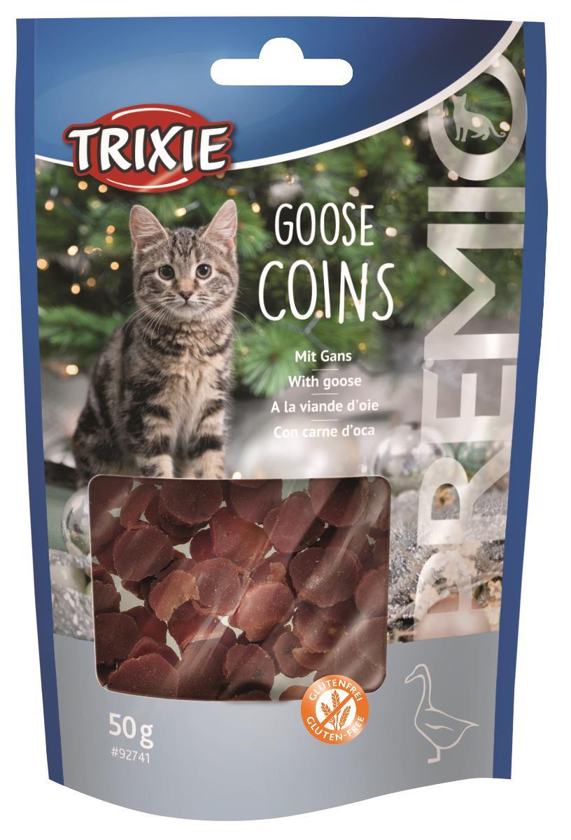 Goose coins m/gås