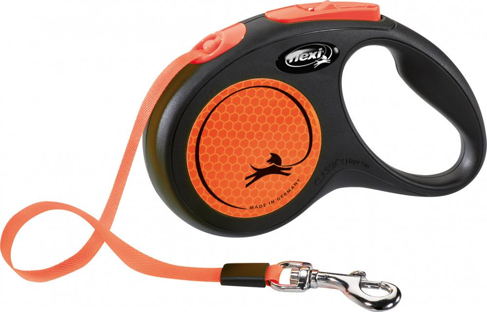 Flexi Neon New Tape S 5 m Max 15 KG