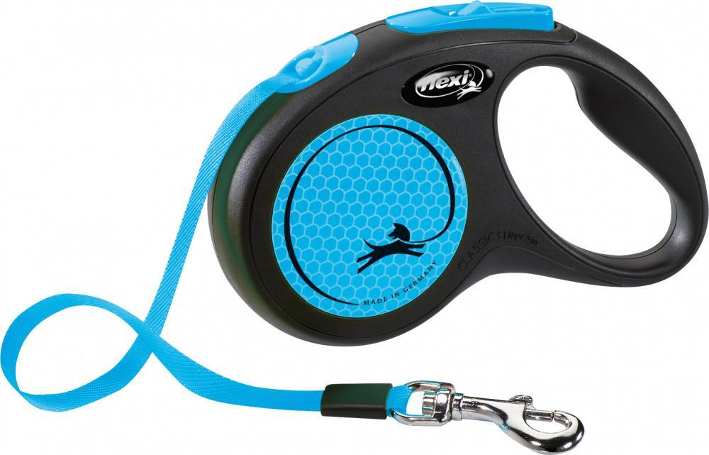 Flexi Neon New Tape M 5 m Max 25 kg