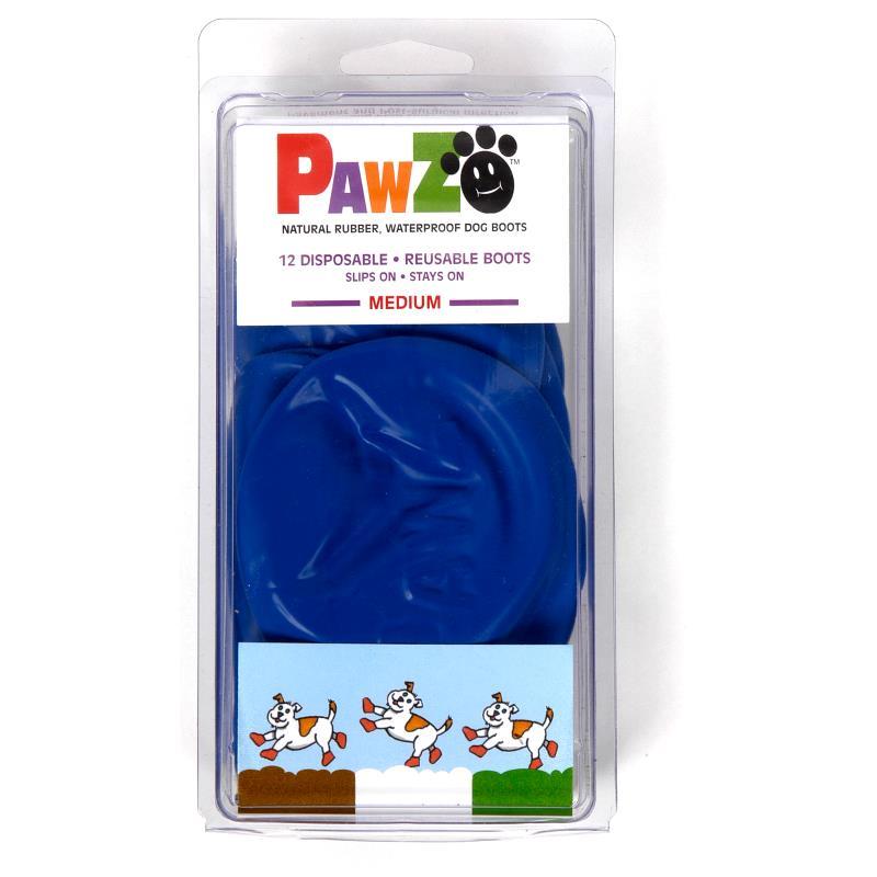 Potesokker Pawz medium 7,6 cm 12 pk