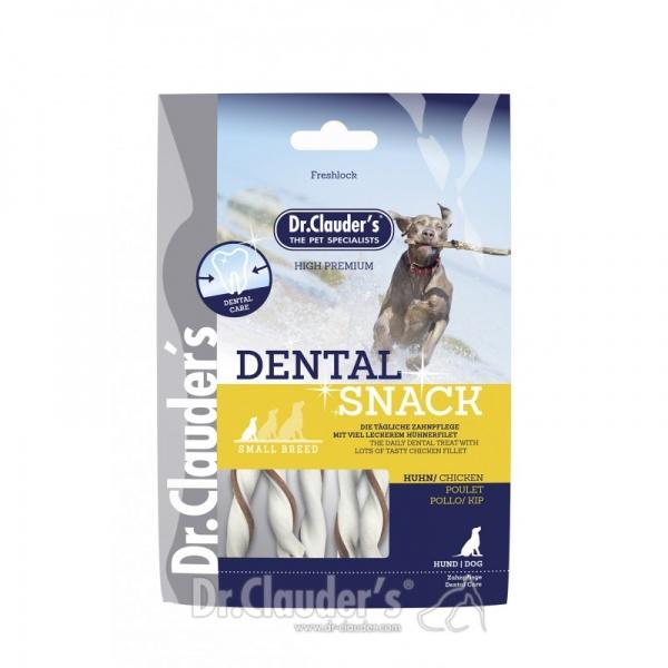 Dr Clauders Dental snacks medium breed 170 gr