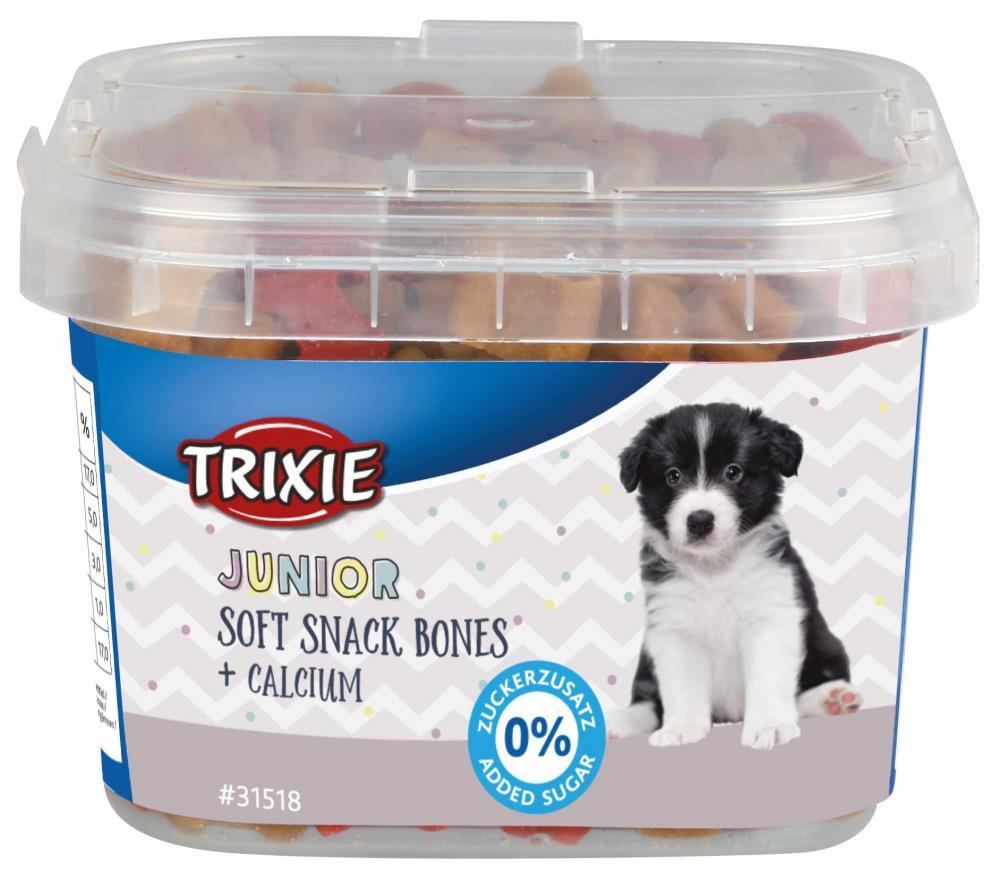 Trixie Junior Soft Snack Bones m/calcium og kyllin