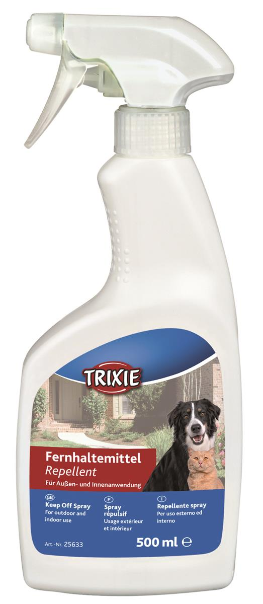 Trixie get off spray til utebruk/Innebruk 500 ml