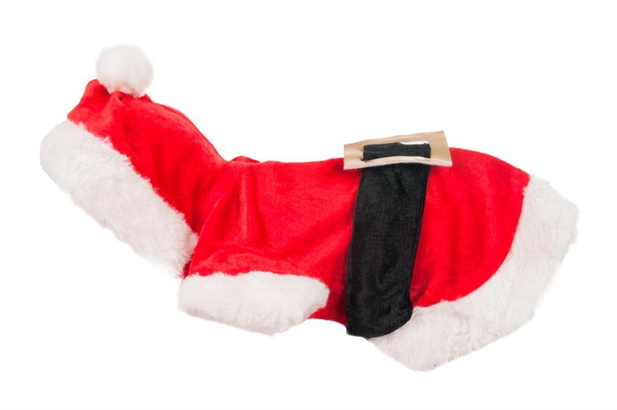 Julenissedrakt til hund